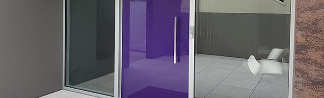 Neptune Glass Entrance Doors